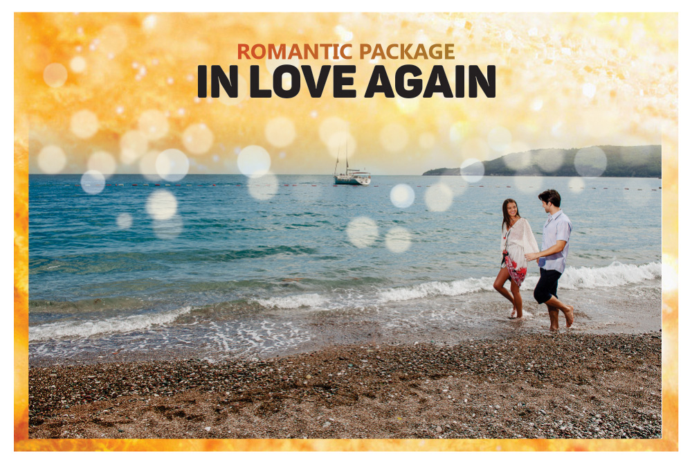 IN LOVE AGAIN - ROMANTIC PACKAGE