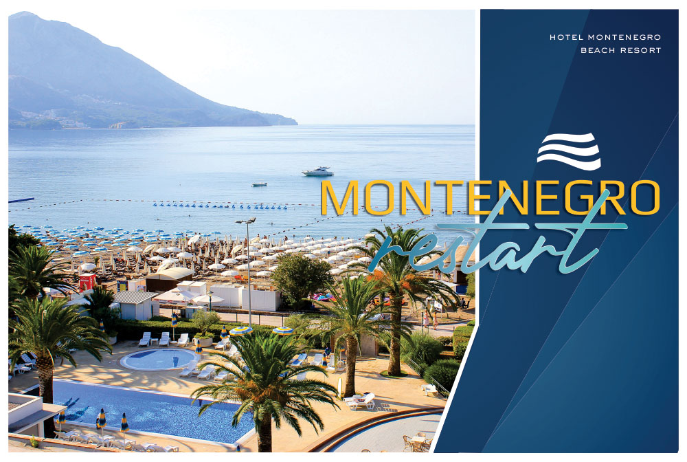 MONTENEGRO RESTART  - HOTEL MONTENEGRO BEACH RESORT 4*