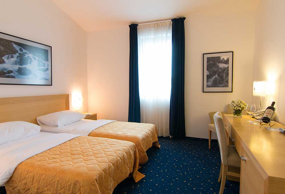 Standard Room Blue Star
