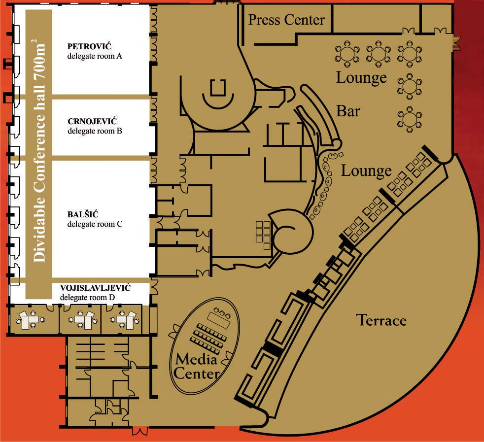 mice conference floor plan